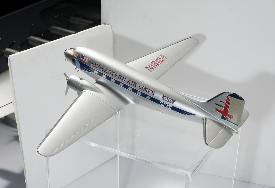 Model, Static, Douglas DC-3