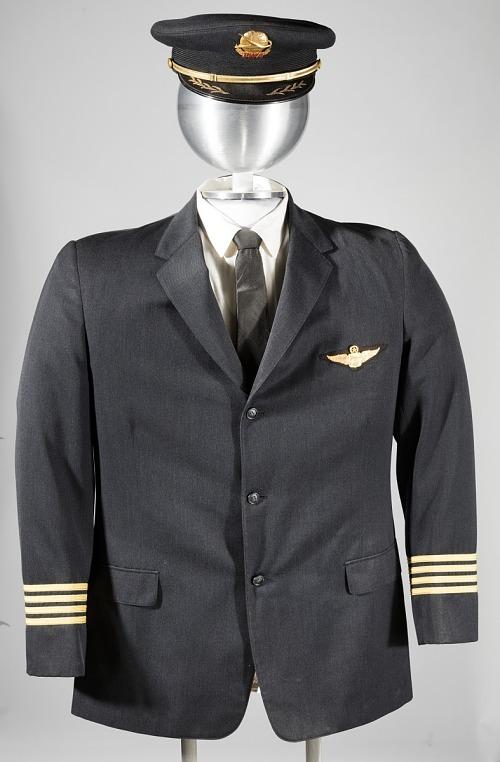 Coat, Pilot, Trans World Airways (TWA)