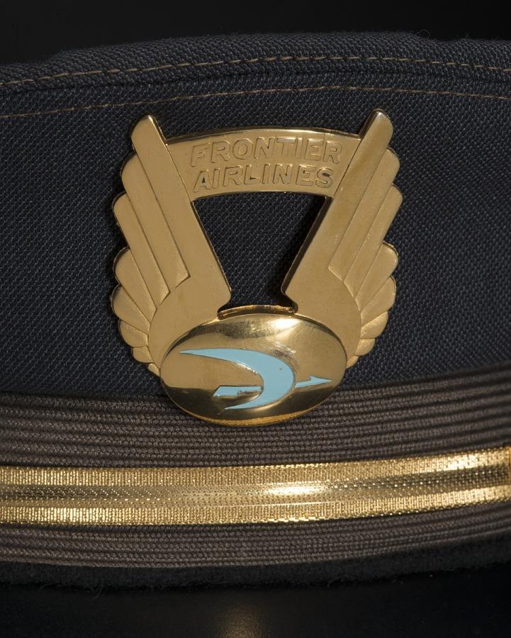 Cap, Pilot, Frontier Airlines, Emily Howell Warner