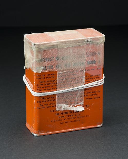 Desalter Kit, Sea Water, Mark 2, Freedom 7