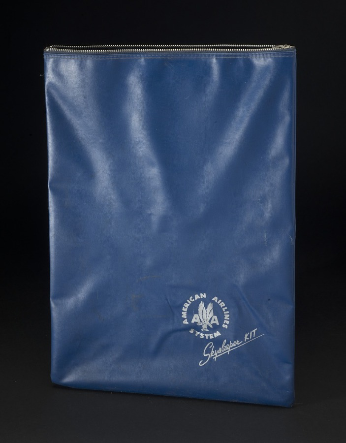 Bag, Flight, American Airlines
