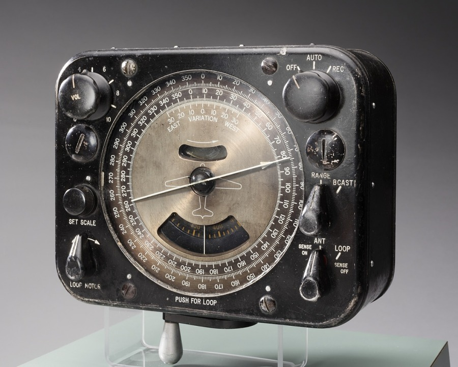 Control Unit, Automatic Direction Finder (ADF), MK 1