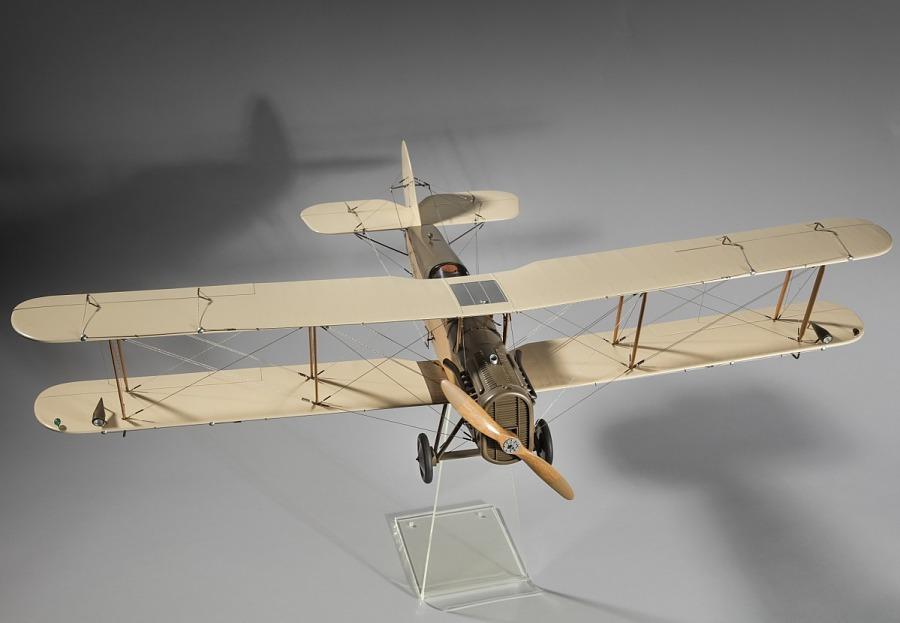 Model, Static, De Havilland DH-4, US Postal Service