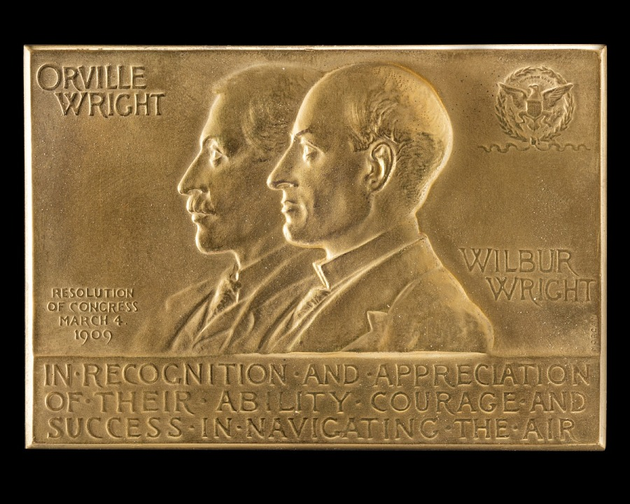Medal, Medal of Congress, Wright Brothers