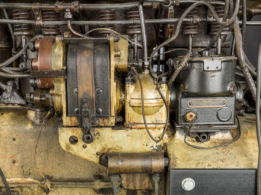 Maybach AZ, In-line 6 Engine