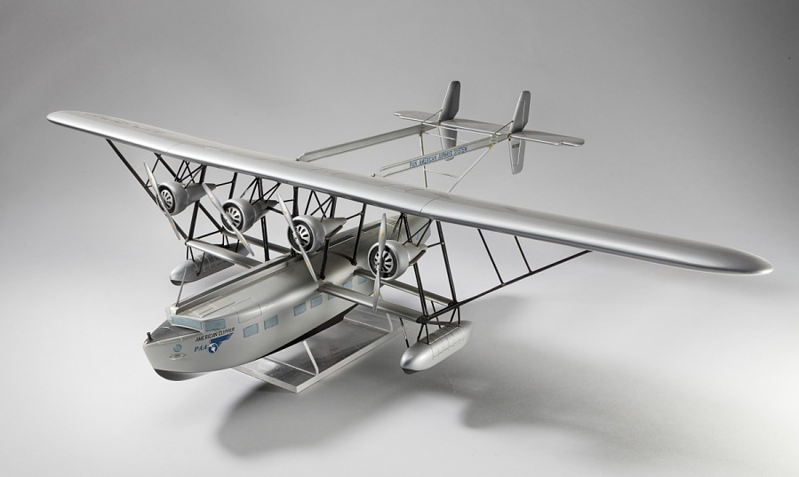 Model, Static, Sikorsky S-40, Pan American Airways