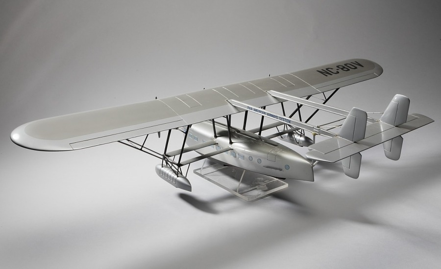 Model, Static, Sikorsky S-40, Pan American Airways