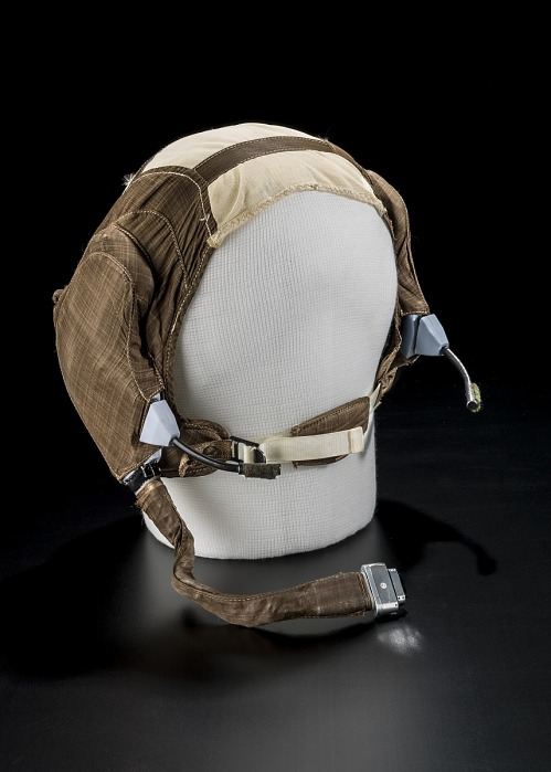 Headset, Communications Carrier, Armstrong, Apollo 11