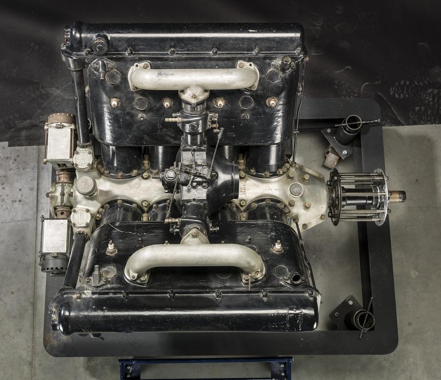 Wright Hispano-Suiza H, V-8 Engine