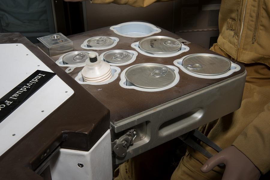 Tray, Food Heating, Skylab