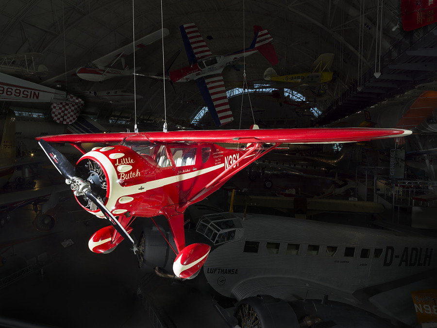 Monocoupe 110 Special, LITTLE BUTCH