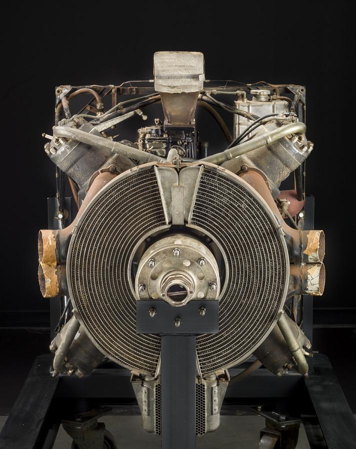General Motors X-250, Radial 4 (8) Engine