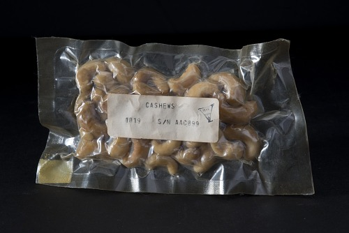 Space Food, Cashews, Shuttle, STS-1