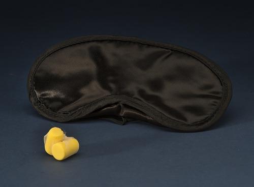 Shuttle Personal Hygiene Kit, Sleep Kit, STS-1, Crippen