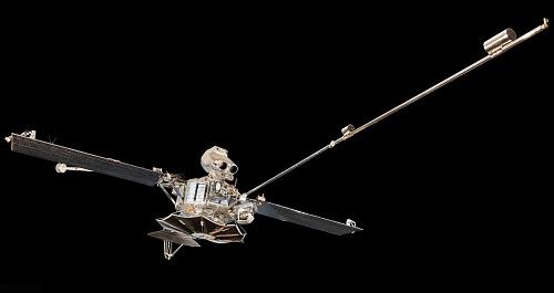 Spacecraft, Mariner 10, Flight Spare