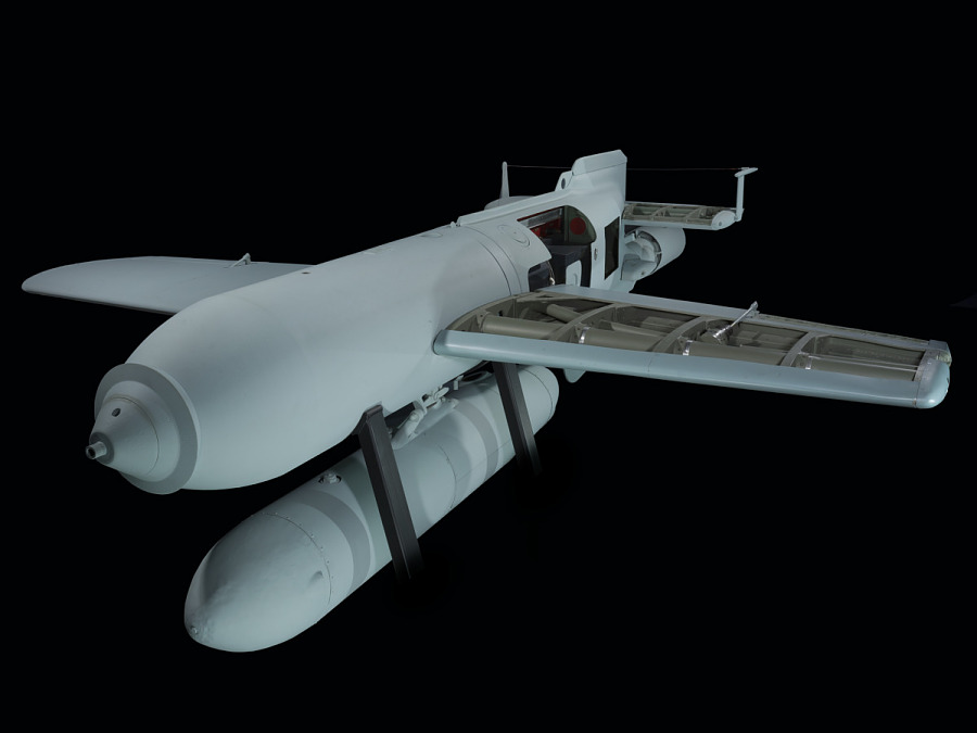 Hs 293 A-1 Missile