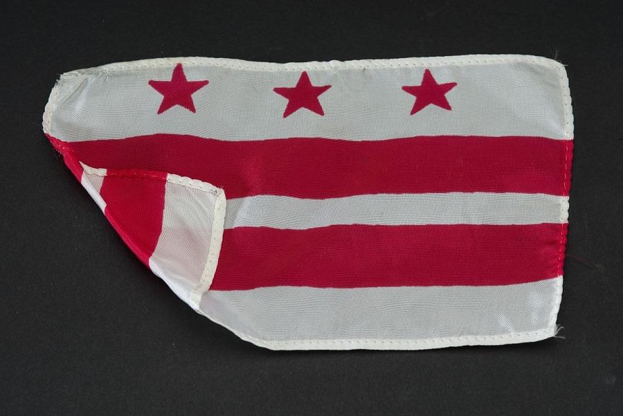 Flag, District of Columbia, Apollo 11