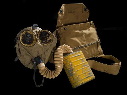Gas Mask, Type C.E., United States Army