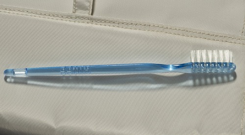 Toothbrush, Personal Hygiene Kite, Shuttle, STS-7, 8, 9