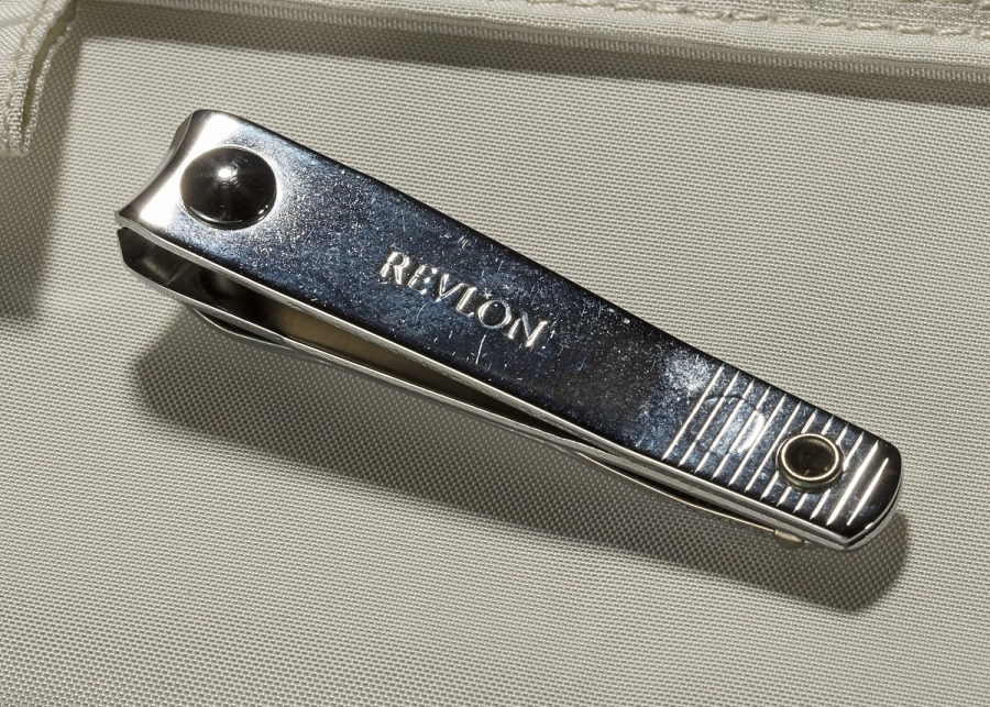 Nail Clippers, Personal Hygiene Kit, Shuttle, STS-7, 8, 9