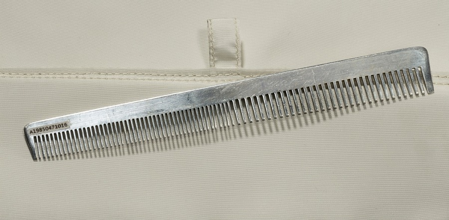 Comb, Personal Hygiene Kit, Shuttle, STS-7, 8, 9