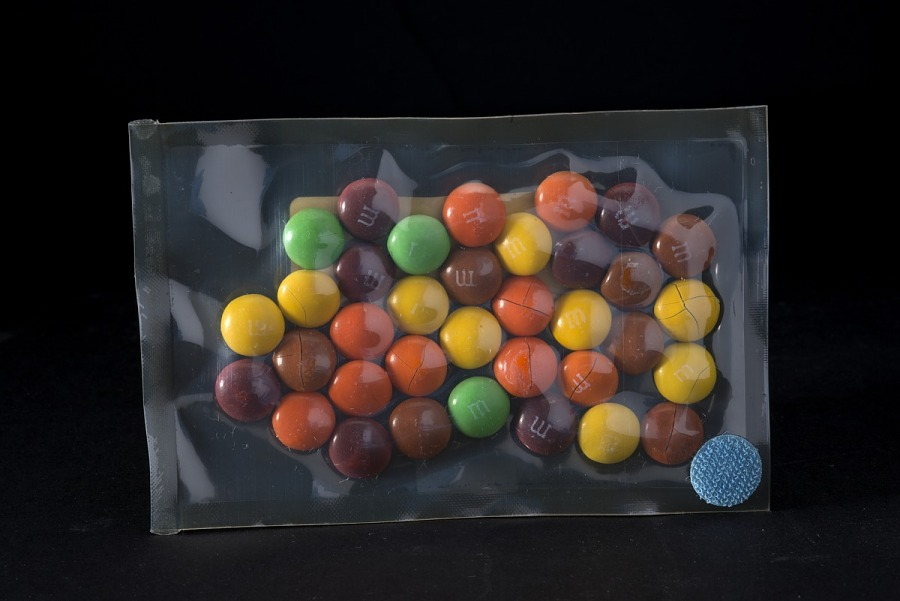 Space Food, Candy-Coated Chocolates
