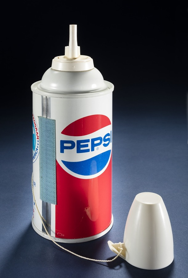 Pepsi-Cola Can, STS 51-F