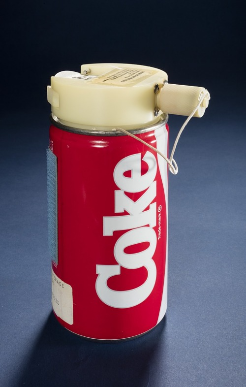 Coca-Cola Can, STS 51-F