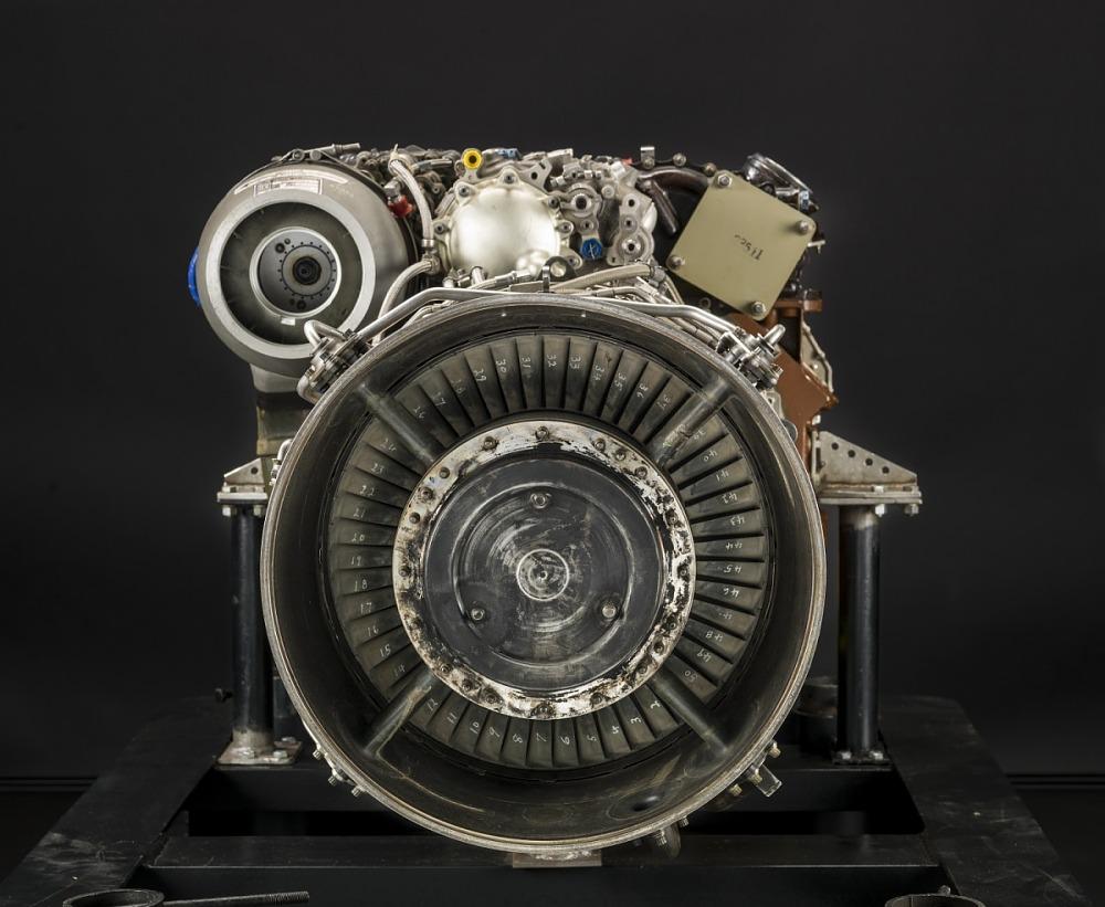 General Electric XT700-GE-700 Turboshaft Engine