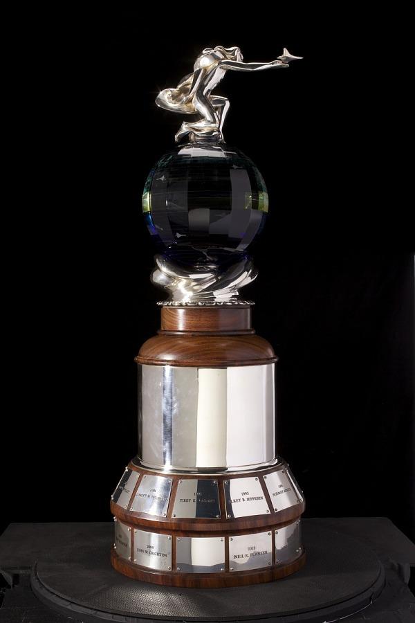 Trophy, Glen A. Gilbert Memorial Award