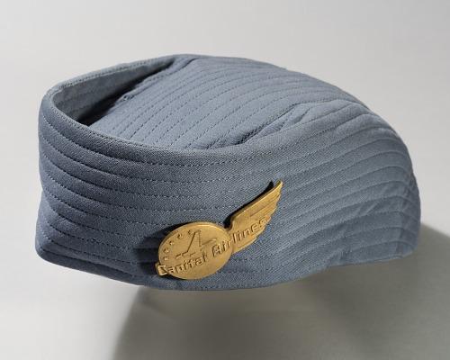 Hat, Flight Attendant, Capital Airlines