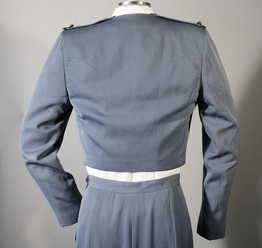 Jacket, Flight Attendant, Capital Airlines