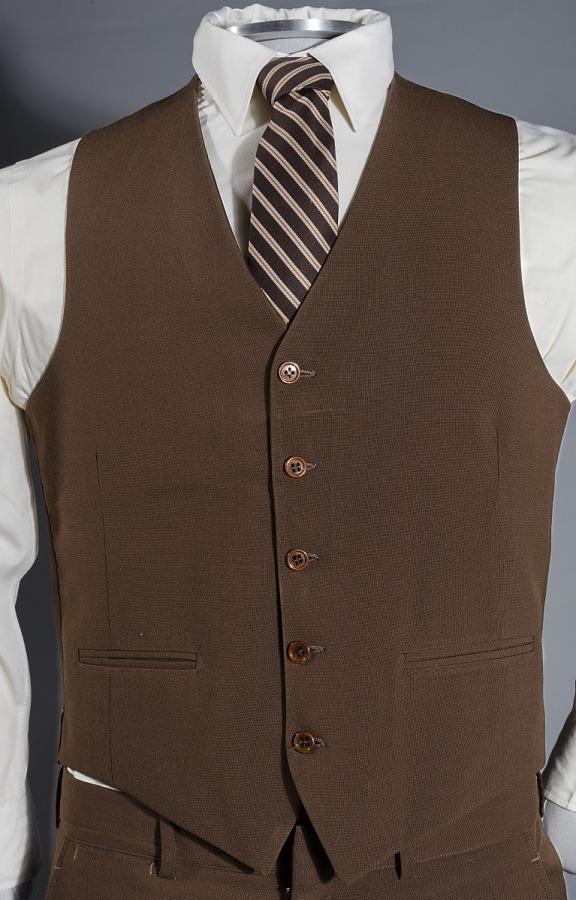Vest, Captain, PEOPLExpress