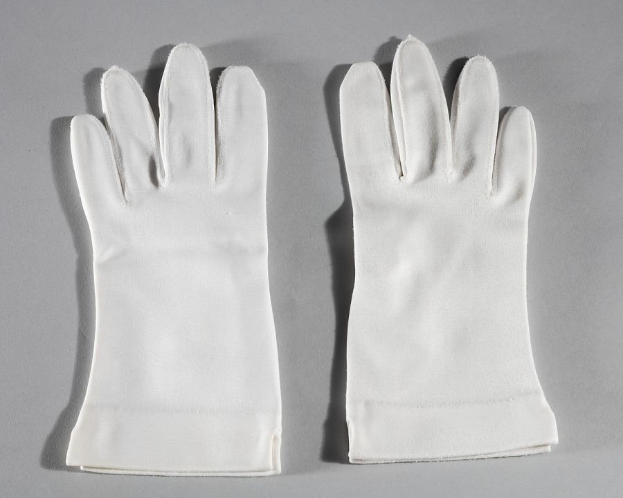 Gloves, Flight Attendant, Air California