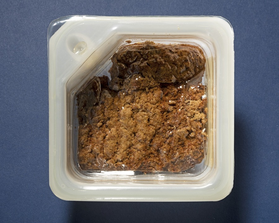 Space Food, Beef Pattie, STS-27