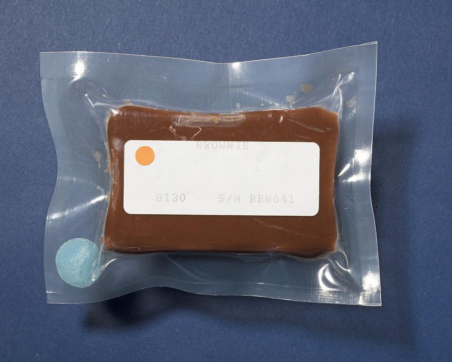 Space Food, Brownie, STS-27