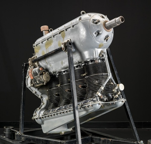 Martin 4-333, Inverted In-line 4 Engine