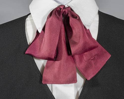 Bow Tie, Flight Attendant, Piedmont, 1989