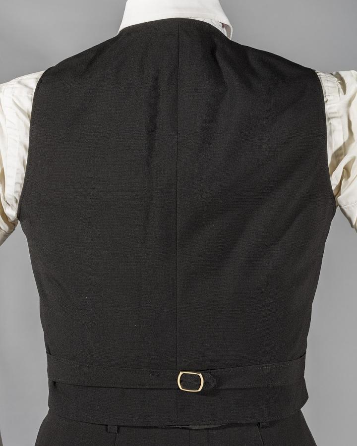 Vest, Flight Attendant, Piedmont, 1989
