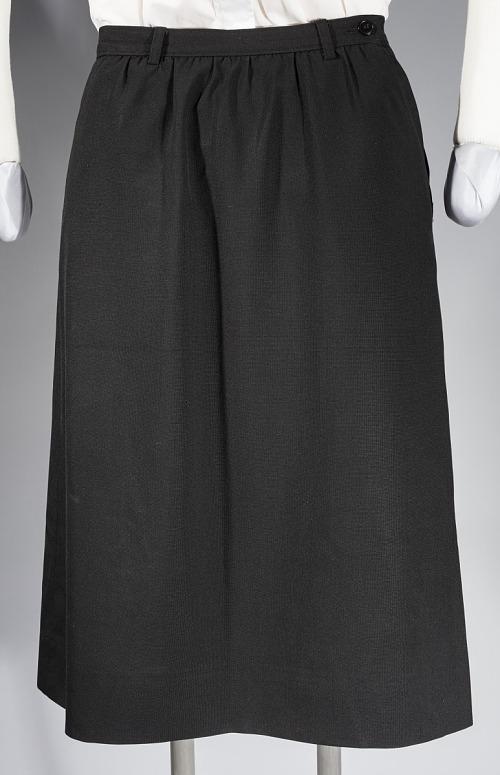 Skirt, Flight Attendant, Piedmont, 1989