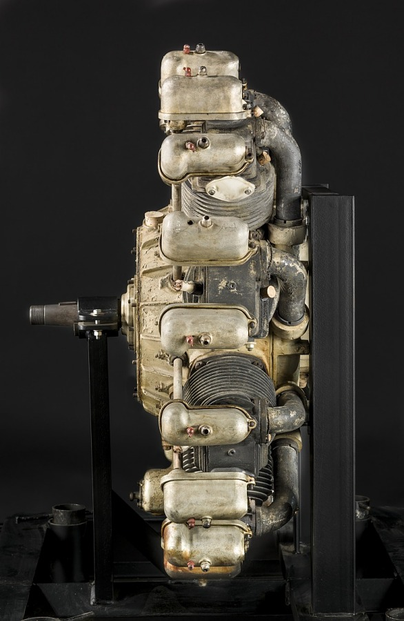 Pitcairn-Brewer Model F, Radial 9 Engine