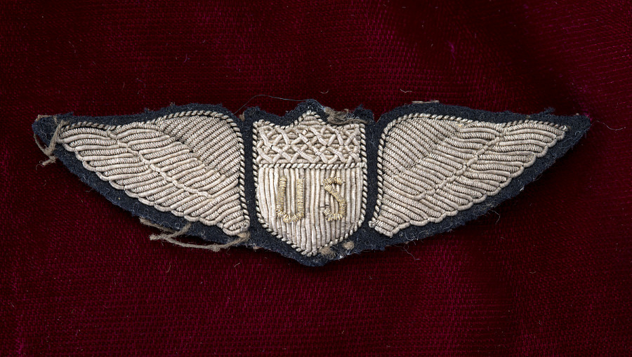 Badge, Junior Reserve Aviator, United States Army Air Service