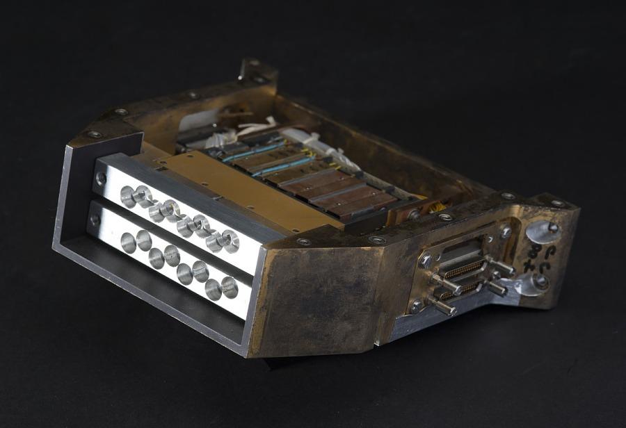 Detector, Infrared Test Module Subarray, IRAS