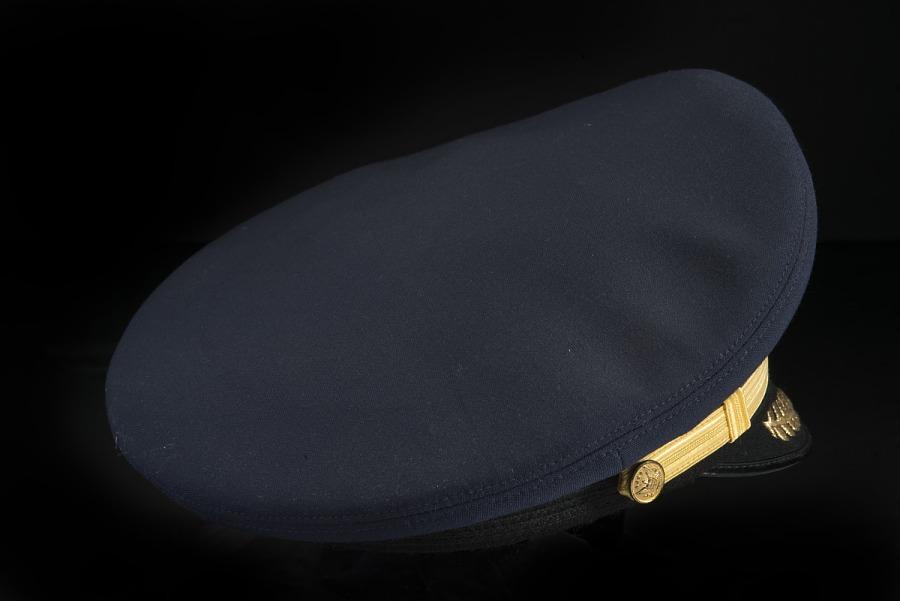 Cap, Captain, United Airlines