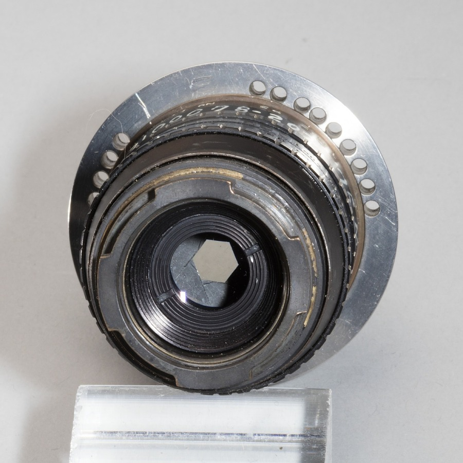 Lens, 75mm, Data Acquisition Camera, Apollo 11