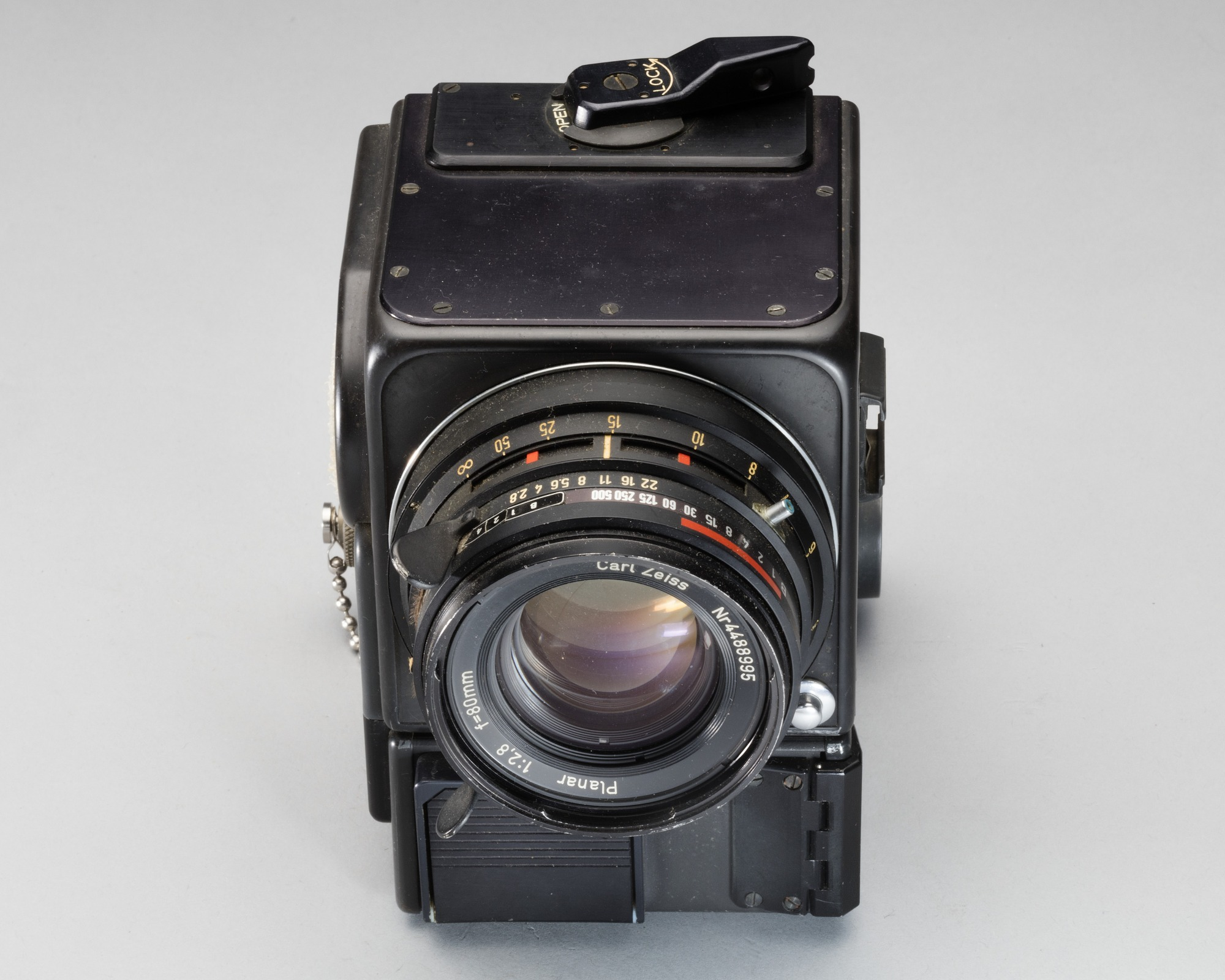 Camera, Hasselblad, 70mm, Apollo 11 | National Air and Space Museum