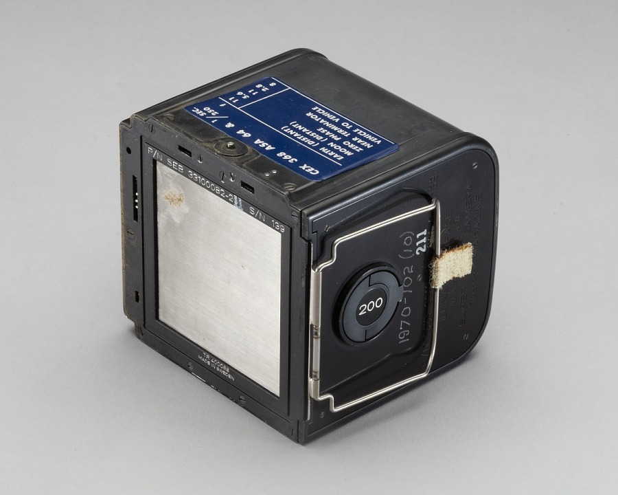 Film Magazine, Hasselblad, 70mm, Apollo 11