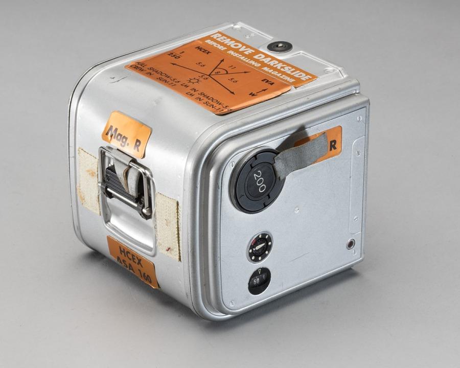 Film Magazine, Hasselblad, 70mm, Apollo 11, Lunar Surface