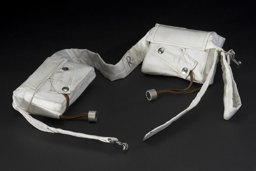 Life Vest, Dual, Aldrin, Apollo 11