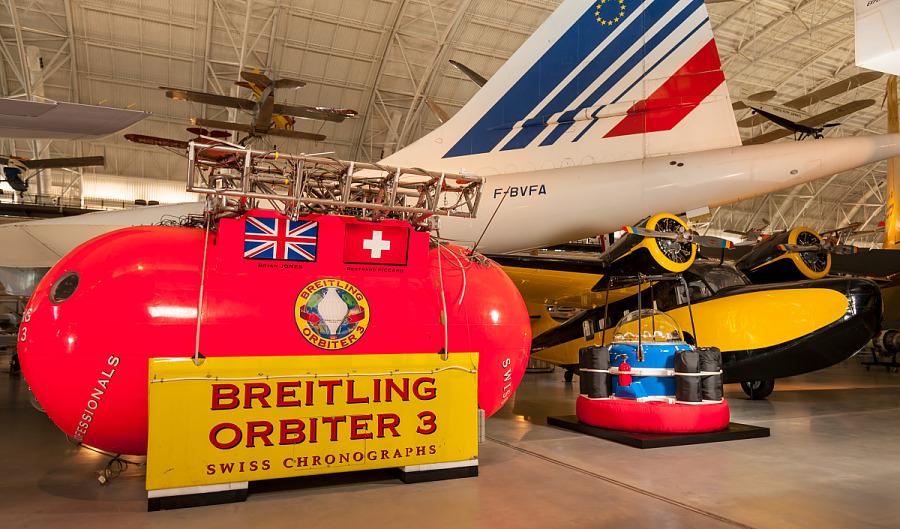 Gondola, Breitling Orbiter 3